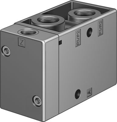 Festo Connector Block Assembly