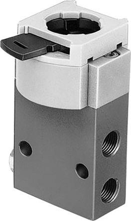 Festo G 1/8 Pneumatic Drain, 68 x 37.5 x 40.5mm 3.175mm