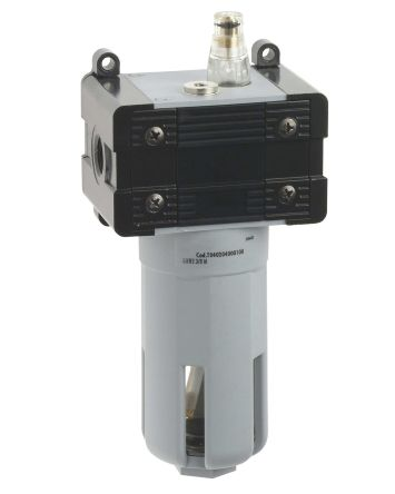 RS PRO G 1/4 2600nl/min Pneumatic Air Lubricator