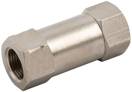 FEMALE FEMALE NON RETURN VALVE  1/8