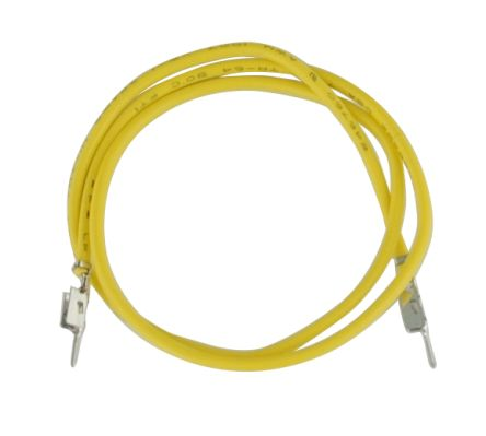 SPAL-001T-P0.5-300YEL-W RS PRO | PA Harness Plug Contact 300mm YEL on swing harness, suspension harness, electrical harness, obd0 to obd1 conversion harness, maxi-seal harness, dog harness, radio harness, cable harness, pony harness, amp bypass harness, safety harness, battery harness, engine harness, pet harness, oxygen sensor extension harness, alpine stereo harness, fall protection harness, nakamichi harness,