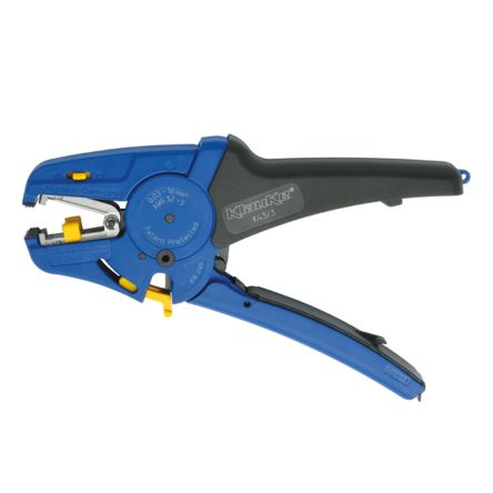 Cable stripping tool 0.03 - 16mm2, incl