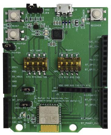 Cypress Semiconductor CYBT-343026-EVAL Bluetooth Chip 4.2