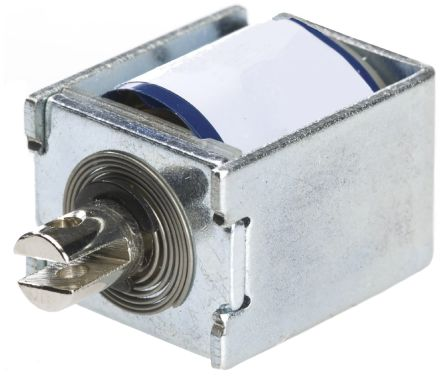 Linear Solenoid Actuator, 6 V, 16 x 13 x 20 mm product photo