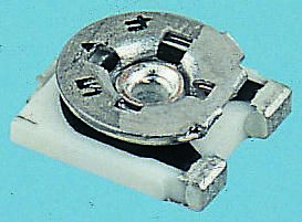 5kΩ, SMD Trimmer Potentiometer 0.1W Top Adjust Bourns, TC33