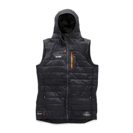 Scruffs Expedition Thermo Gilet Black M Nylon Gilet