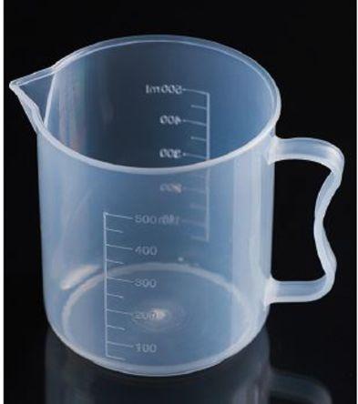 Polyprop moulded graduation jug,500ml