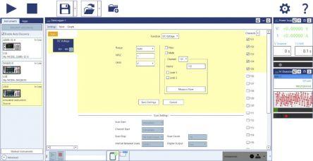 Keithley KICKSTARTFL-BASE Software, Accessory Type Base KickStart App, For Use With Data Logger, DMM, Power Supply, SMU