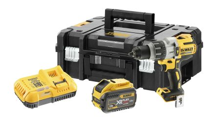 Flexvolt Combi drill 9Ah GB plug