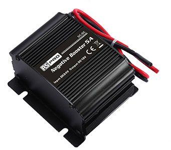 60W Fixed Installation Car Power Adapter, 18 → 32V dc / 12V dc