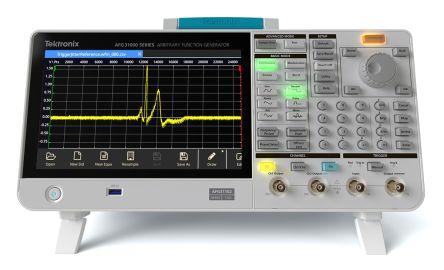Tektronix AFG31101 AFG31101 Function Generator & Counter 100MHz (Sinewave)