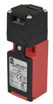 Safety Rated Interlock Switch 600 V ac, 2NC