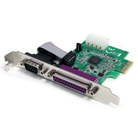 Startech 2 Port PCI LPT, RS232 Serial Board