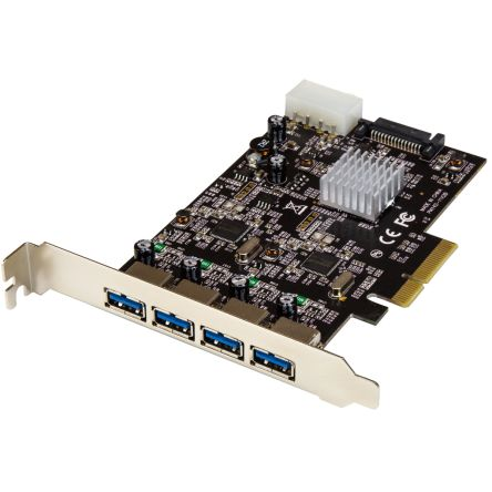 4 Port USB 3.1 Card product photo