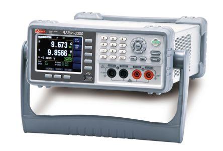 Ohmmeter, Maximum Resistance Measurement 3.2 kO, Resistance Measurement Resolution 100nO product photo