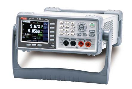 RS PRO Ohmmeter, Maximum Resistance Measurement 3.2 kΩ, Resistance Measurement Resolution 100nΩ, Measurement Type