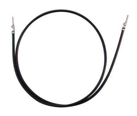 DF11 Harness Plug Contact 300mm BLK