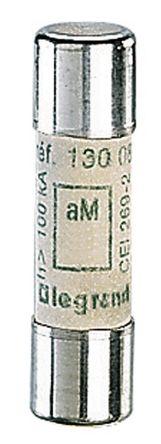 Legrand, 4A Cartridge Fuses, 10 x 38mm