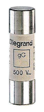 Legrand, 40A Ceramic Cartridge Fuses, 14 x 51mm