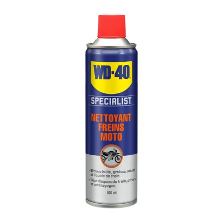 WD-40 500 ml Aerosol Multi-purpose Cleaner for Cleaning