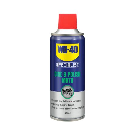 WD-40 400 ml Aerosol Multi-purpose Cleaner for Polishing