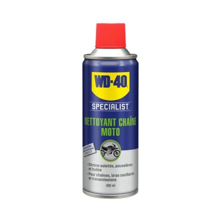 WD-40 400 ml Aerosol Multi-purpose Cleaner for Cleaning