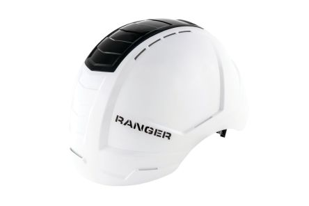 E-Ranger White Hard Hat product photo