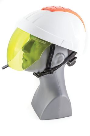E-Man White ABS Hard Hat product photo
