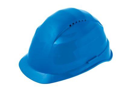 Alpha Solway Rockman Blue Hard Hats, Ventilated