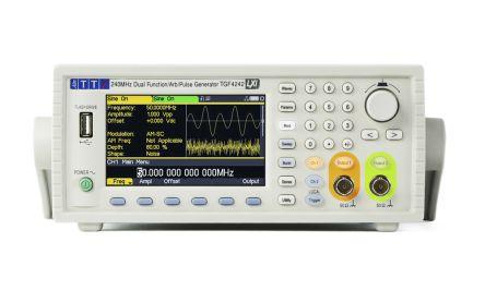 Aim-TTi TGF4242 TGF4242 Function Generator 240MHz GPIB, LAN, USB