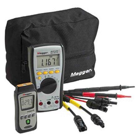 Megger 1002-550 Solar Power Meter PVK320, Solar Power