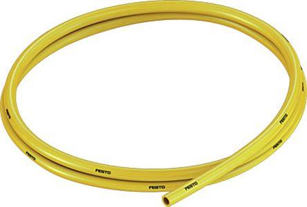 Festo Air Hose Yellow Polyurethane 6mm x 50m PUN-H Series