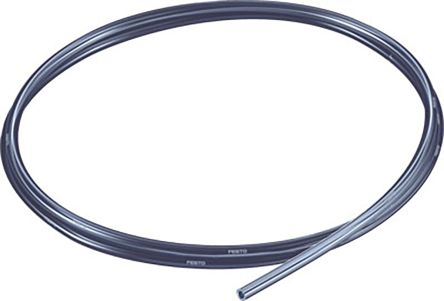 Festo Air Hose Black Polyurethane 4mm x 50m PUN-H-T Series