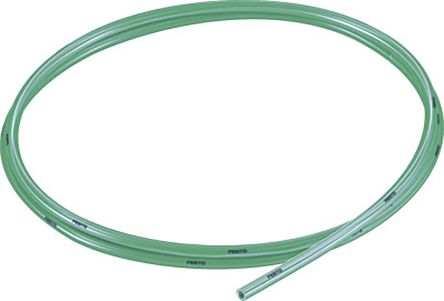 Air Hose Translucent Green Polyurethane 4mm x 50m PUN-H-T Series product photo