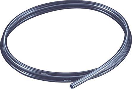 Festo Air Hose Black Polyurethane 6mm x 50m PUN-H-T Series