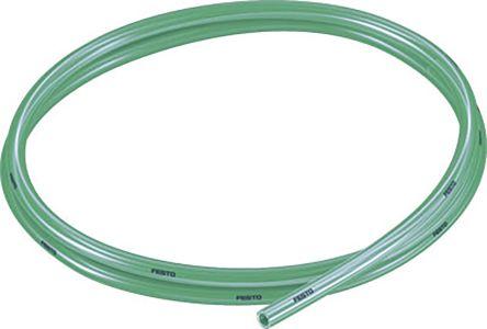 Festo Air Hose Green Polyurethane 6mm x 50m PUN-H-T Series