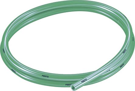Festo Air Hose Green Polyurethane 8mm x 50m PUN-H-T Series