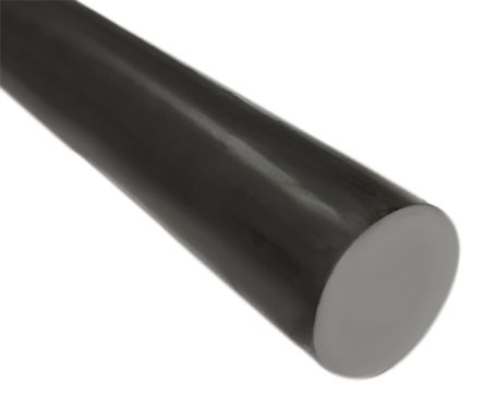 Leaded gunmetal rod,13in L 2in dia