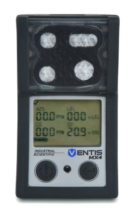 VTS-K1231100202 Gas Detector, LCD product photo