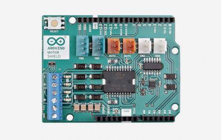 Arduino, Arduino Motor Shield Rev3 USB for L298P - A000079