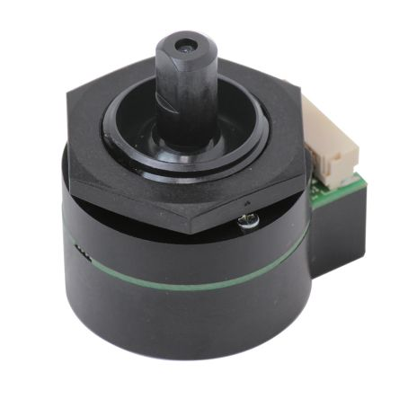 Copal Electronics 5V dc 5 Pulse Optical Encoder with a 6.35 mm Round Shaft, Wire Lead