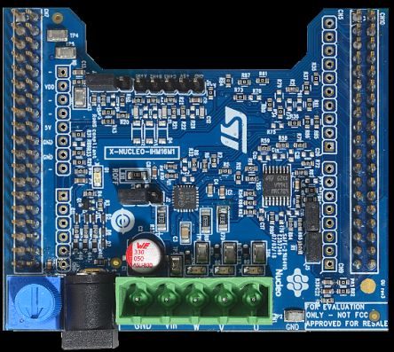 STMicroelectronics X-NUCLEO-IHM16M1 Three-Phase Brushless DC Motor Driver Expansion Board Based on STSPIN830 for STM32