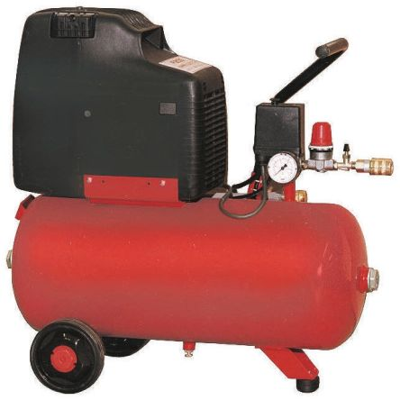 1.5hp, 24L Oil Free Air compressor, 114psi product photo