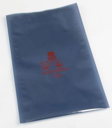 Heat seal static shielding bag,76x127mm