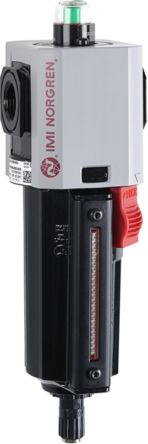IMI Norgren Excelon Plus 0.01μm 1500L/min G 1/2 Pneumatic Filter, Automatic