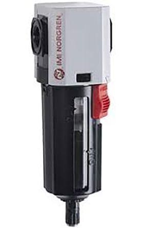 IMI Norgren Excelon Plus 5μm 4680L/min G 3/4 Pneumatic Filter, Automatic