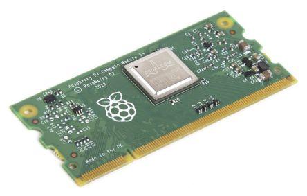 Raspberry Pi Compute Module 3+ Lite (CM3+ Lite) SBC Computer Board