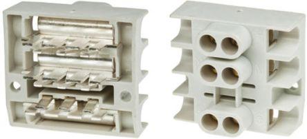 MK Electric uPVC Cable Termination Dado Busbar