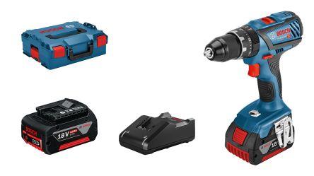 Bosch 18V Cordless Drill Driver, Euro Plug