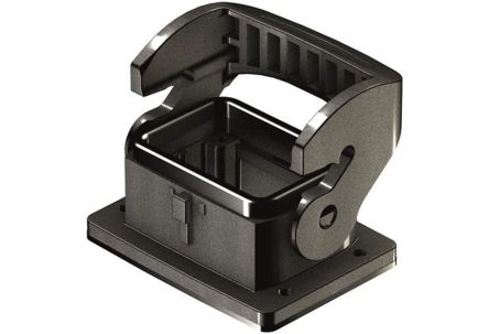 Han-Eco® B Series size 6 B Bulkhead Mount Housing